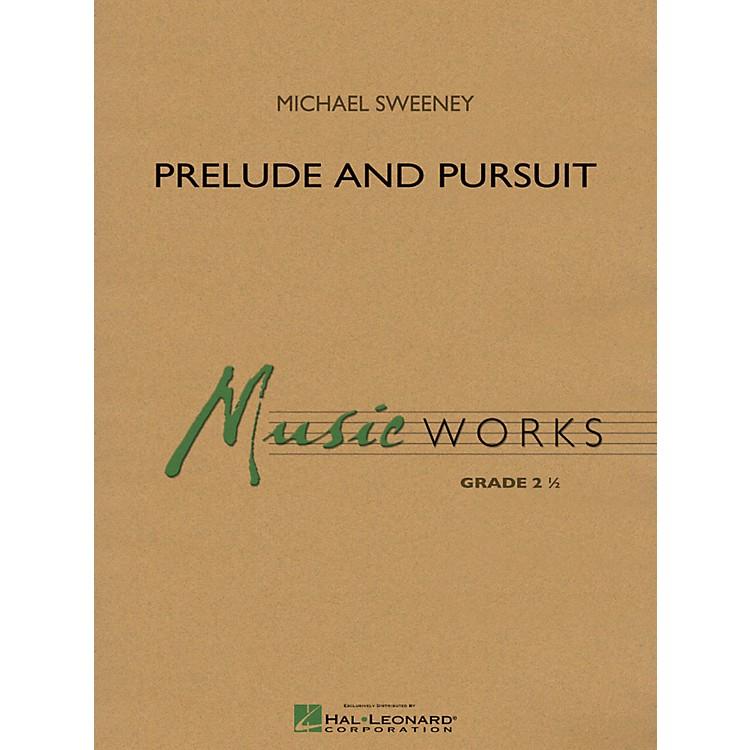 Hal LeonardPrelude And Pursuit - Music Works Series Grade 2