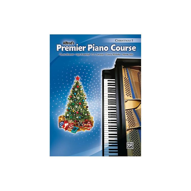 AlfredPremier Piano Course Christmas Book 5