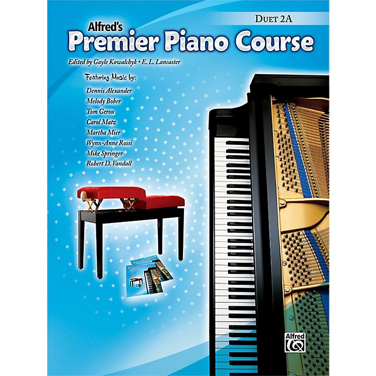AlfredPremier Piano Course Duet Book 2A