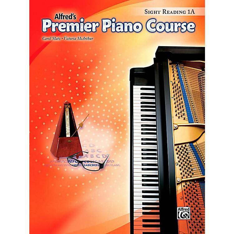 AlfredPremier Piano Course Sight Reading Level 1A Book