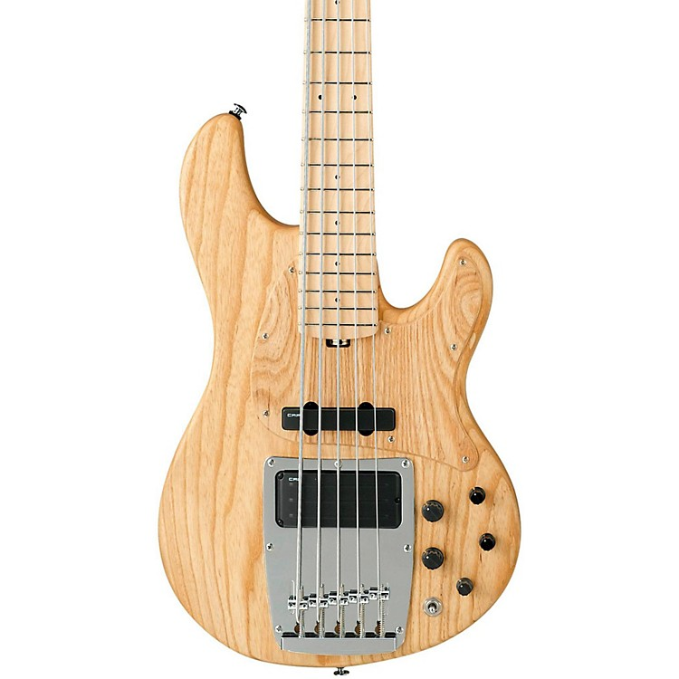 IbanezPremium ATK815E 5-String Electric Bass GuitarFlat Natural