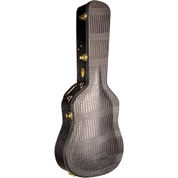 GuildPremium Alligator Grand Orchestra Acoustic Guitar Case