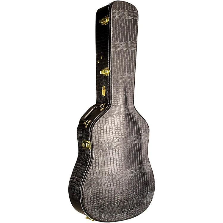 GuildPremium Alligator Jumbo Acoustic Guitar Case