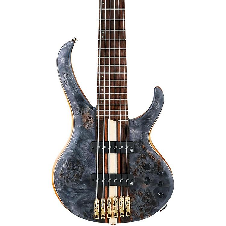 IbanezPremium BTB1606E 6 String BassDeep Twilight Flat