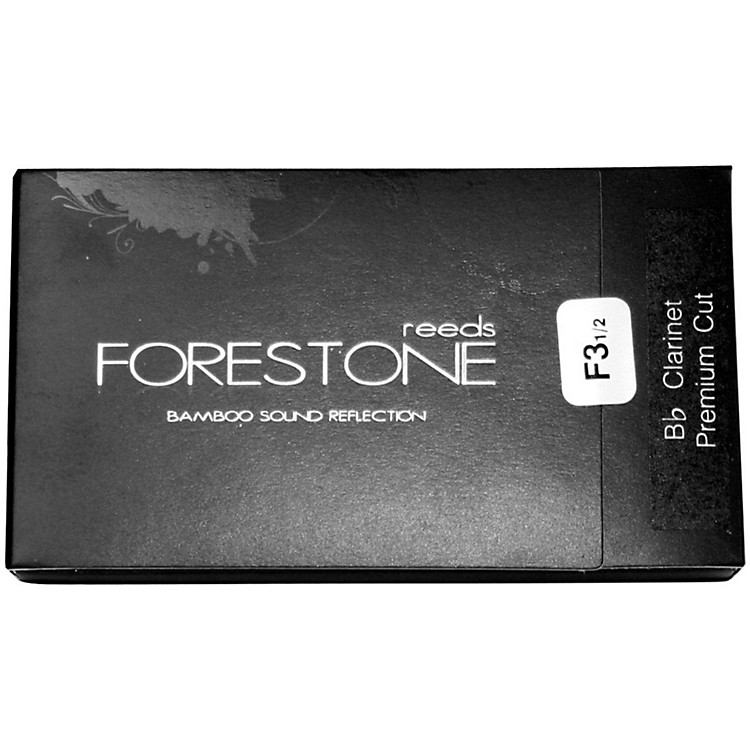 Forestone Premium Cut Clarinet Reed Strength 4
