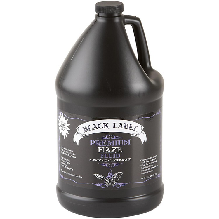 Black Label Premium Haze Juice