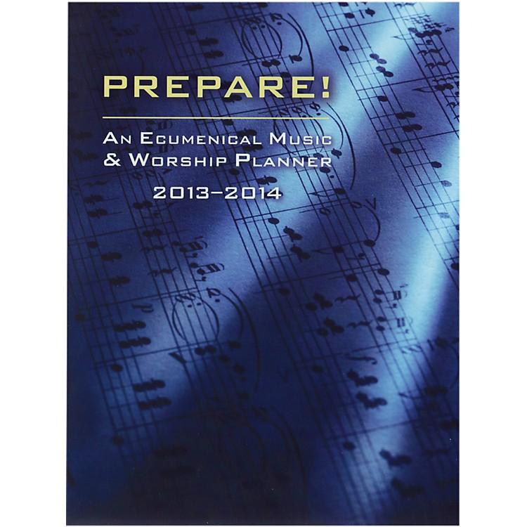 Carl FischerPrepare! 2013-2014 Worship Services Planner (Book)