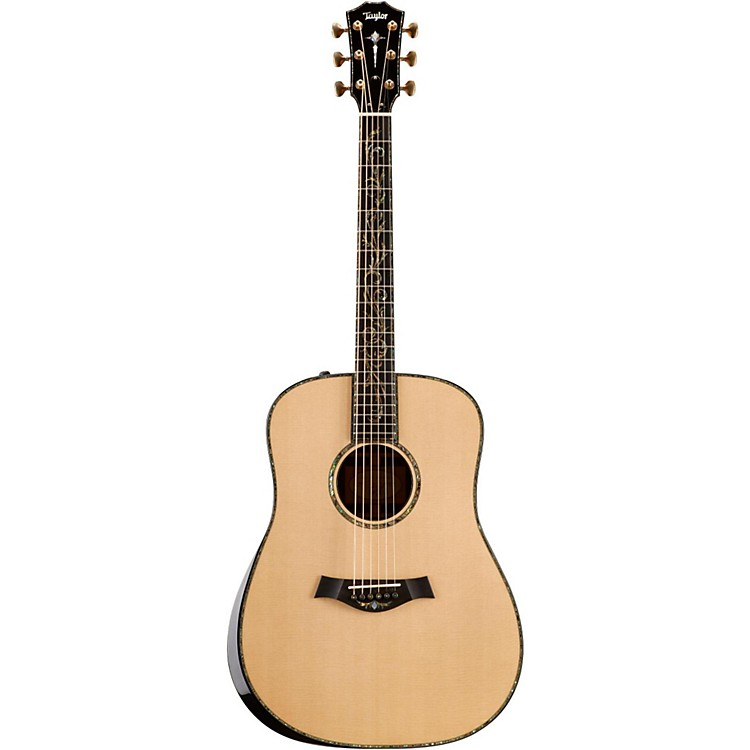 TaylorPresentation Series PS10e-Mac Acoustic-Electric GuitarNatural