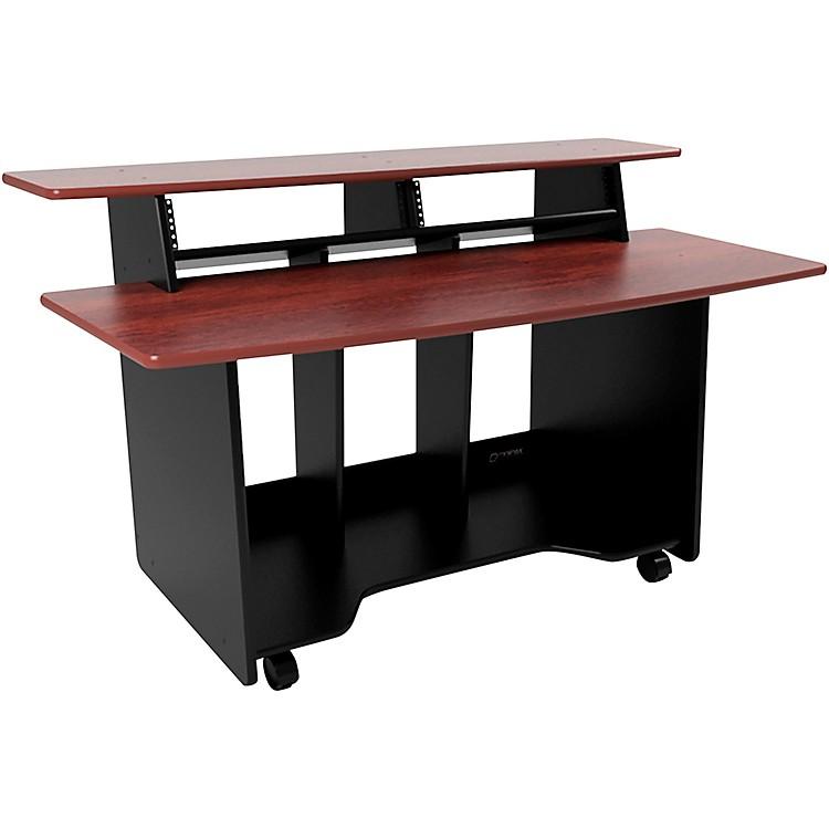 OmniraxPresto 4 Studio DeskMahogany
