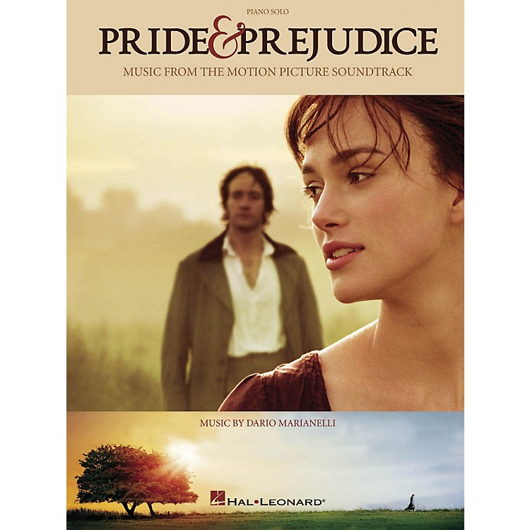 Hal Leonard Pride And Prejudice - Music From The Motion Picture Soundtrack Piano Solo book