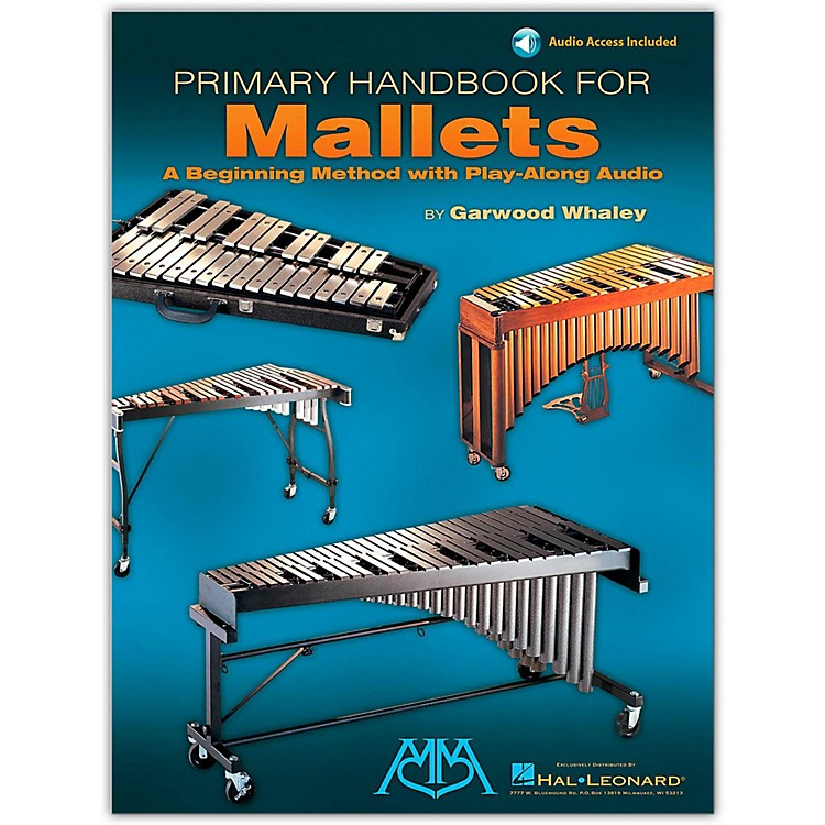 Meredith MusicPrimary Handbook For Mallets Book/CD