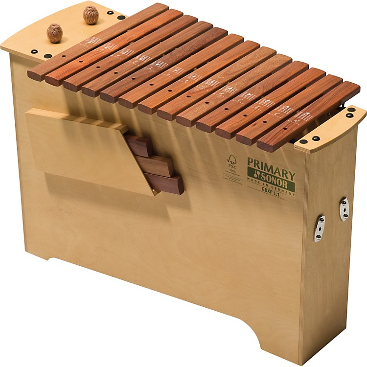 Sonor Primary Line FSC Deep Bass Xylophone Diatonic