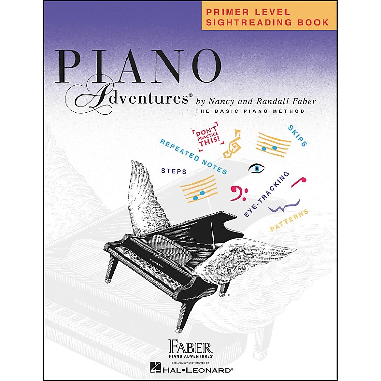 Faber Music Primer Level Sightreading Book Faber Piano Adventures