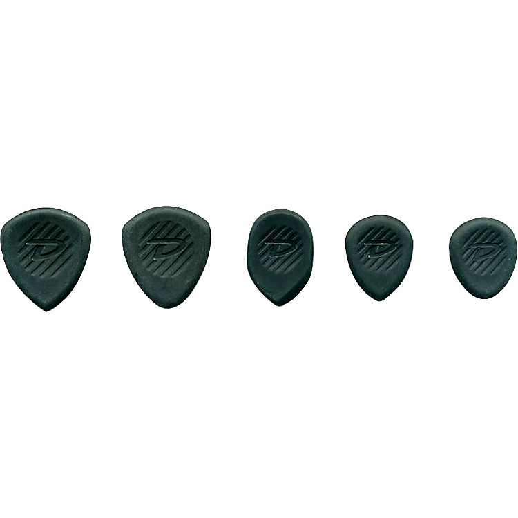 DunlopPrimetone 5mm Guitar Picks 3-PackLarge Round Tip