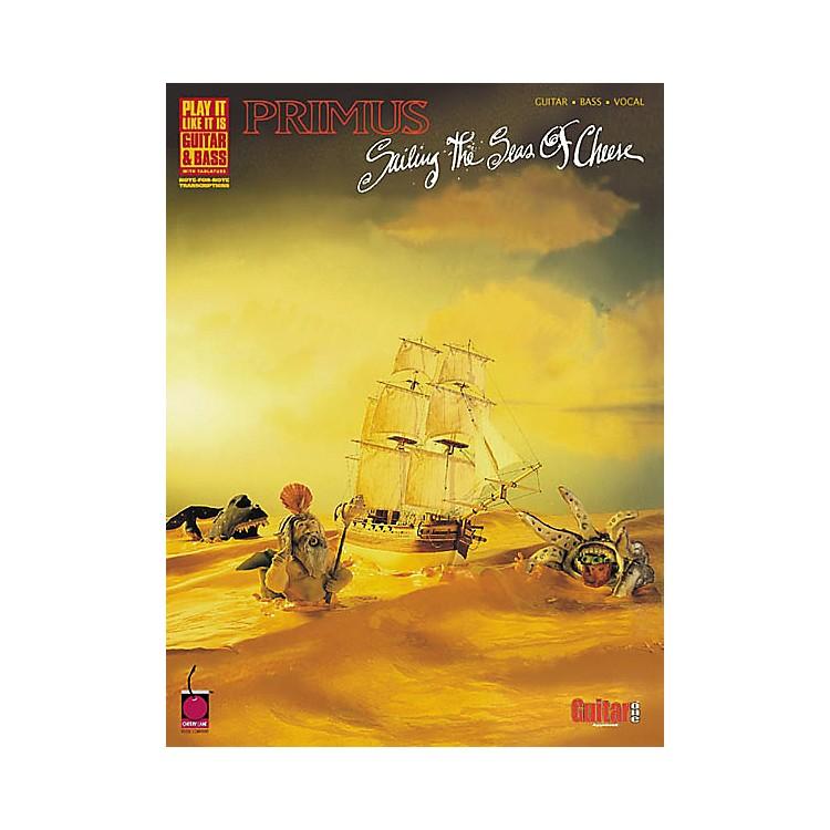 Cherry LanePrimus Sailing the Seas of Cheese Guitar Tab (Book)