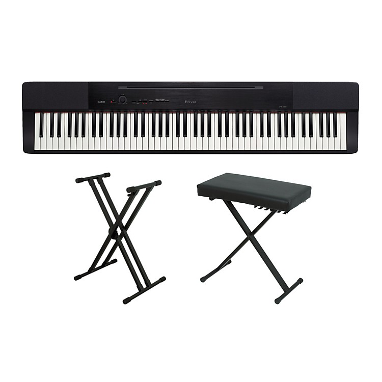 CasioPrivia PX-150 Keyboard Package 2