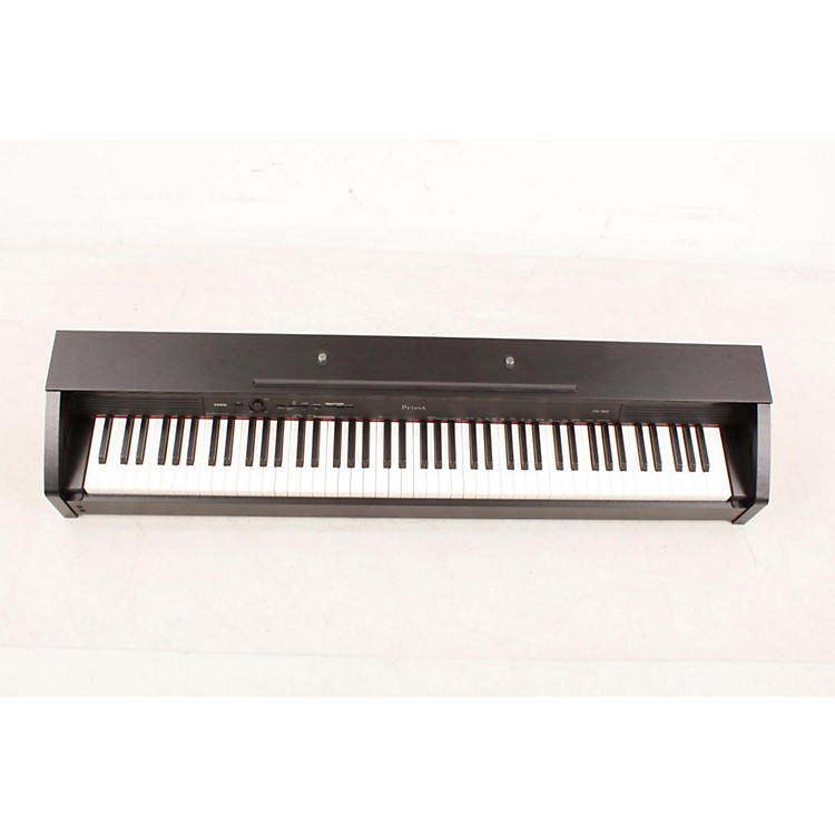 Casio Privia PX-760 Digital Console Piano Black 888365734668