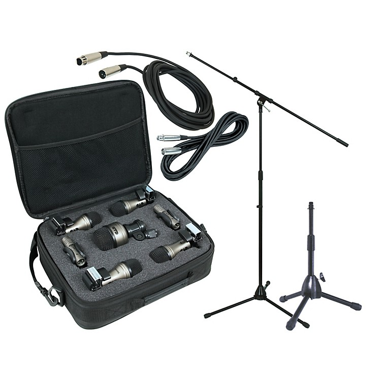 CADPro-7 Drum Mic Package