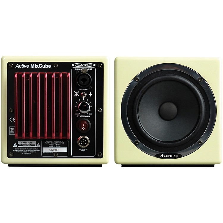 AvantonePro Active MixCube (Pair)Buttercream