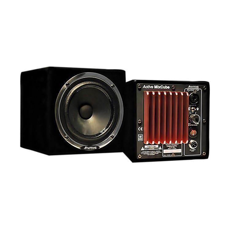 AvantonePro Active MixCube (Pair)Black