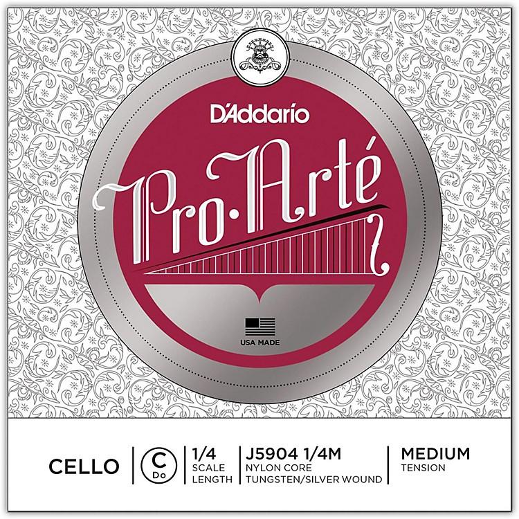 D'AddarioPro-Arte Series Cello C String1/4 Size