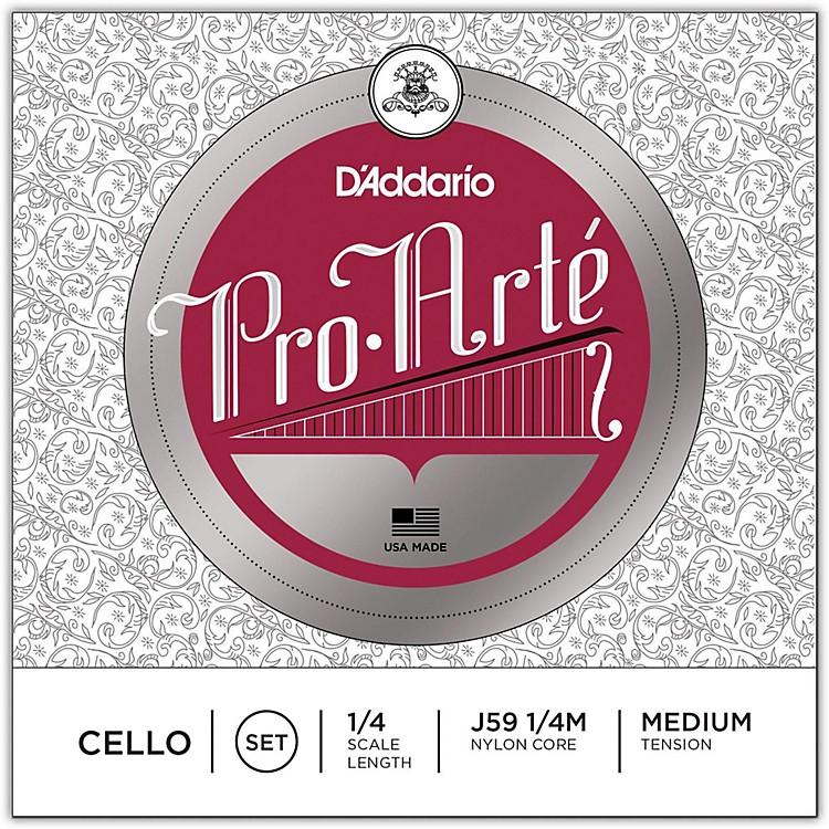 D'AddarioPro-Arte Series Cello String Set1/4 Size