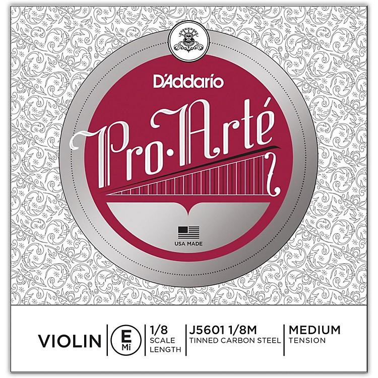 D'AddarioPro-Arte Series Violin E String1/8 Size