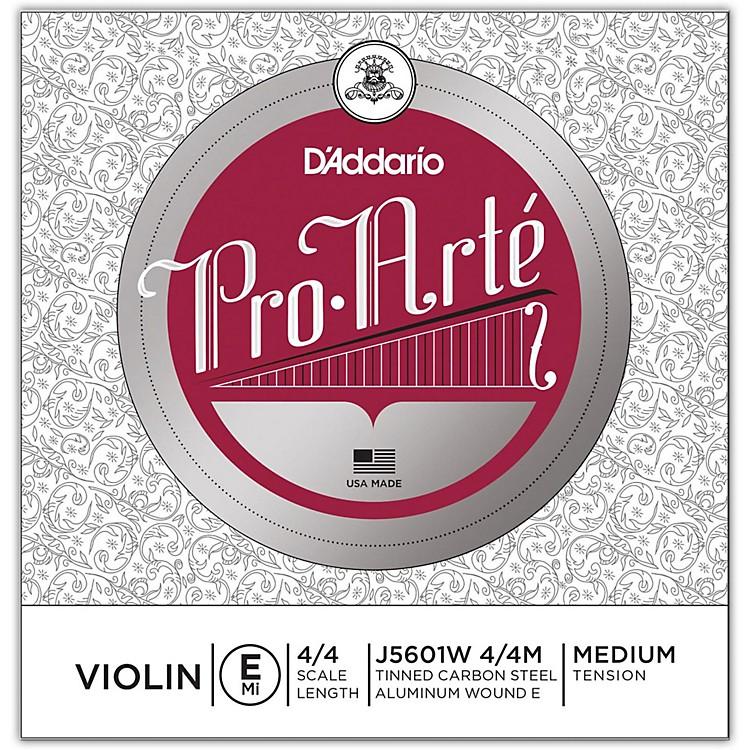 D'AddarioPro-Arte Series Violin E String4/4 Size Medium Wound E