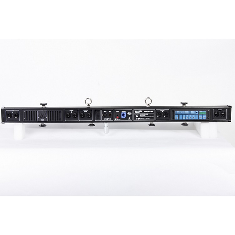 Elation Pro Bar 4-Channel DMX 512 Dimmer Bar Regular 886830587276