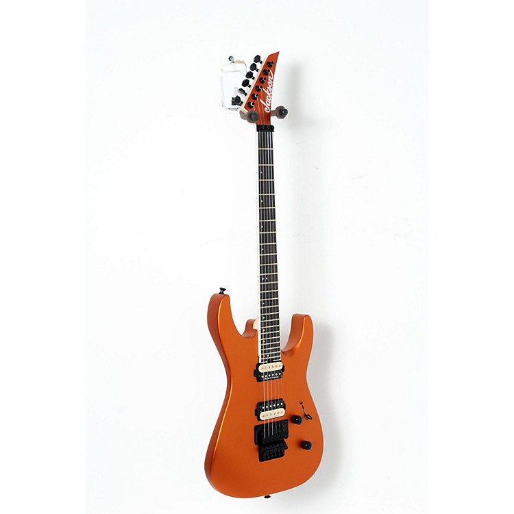 Jackson Pro Dinky DK2 Electric Guitar Satin Orange Blaze 888365898124