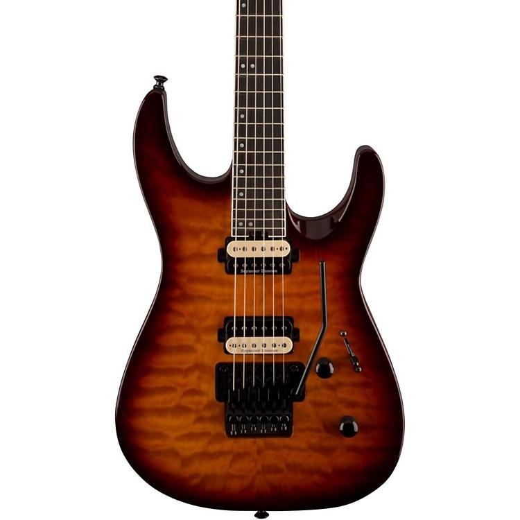 JacksonPro Dinky DK2Q Electric GuitarTobacco Burst