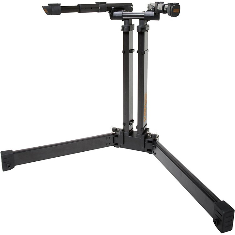 roland pro folding keyboard stand black music123. Black Bedroom Furniture Sets. Home Design Ideas