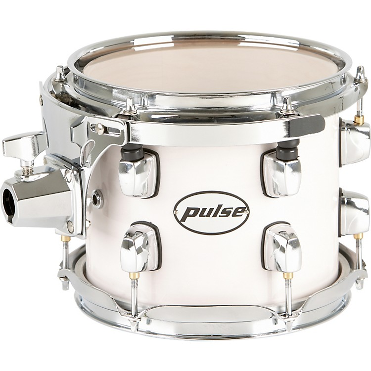 Pulse Pro Maple 5-Piece Shell Pack Gloss White