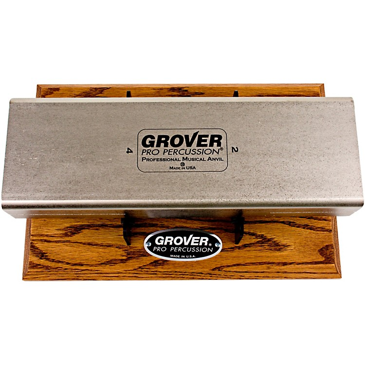 Grover ProPro Musical AnvilPitches 2+4