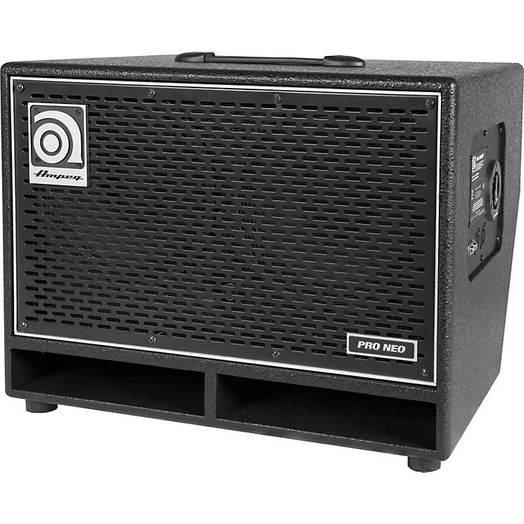AmpegPro Neo Series PN-210HLF 550W 2x10 Bass Speaker CabinetBlack