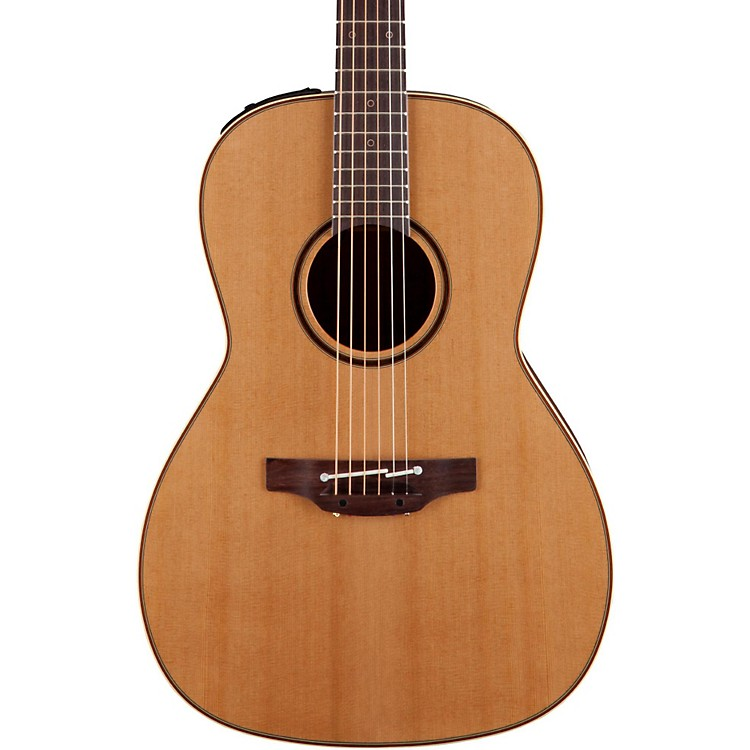 Takamine Pro Series 3 New Yorker Acoustic-Electric Guitar Natural