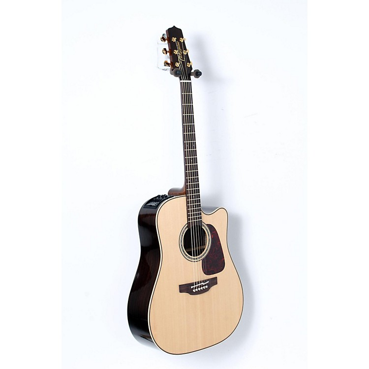 Takamine Pro Series 5 Dreadnought Cutaway Acoustic-Electric Guitar Natural 888365897950