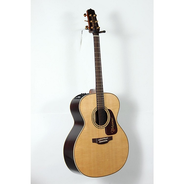 Takamine Pro Series 5 Jumbo Acoustic-Electric Guitar Natural 888365916248