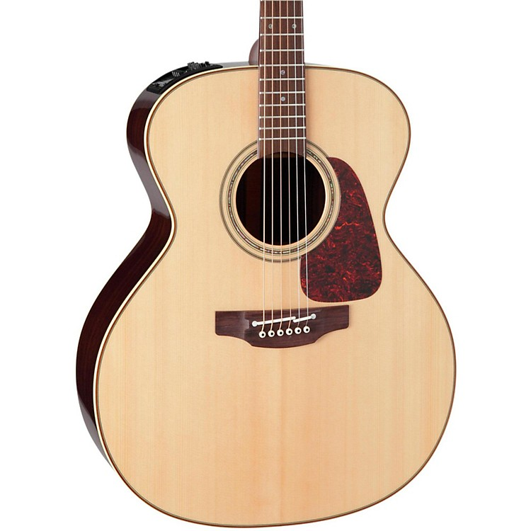 Takamine Pro Series 5 Jumbo Acoustic-Electric Guitar Natural