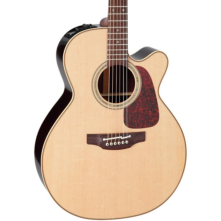 Takamine Pro Series 5 NEX Cutaway Acoustic-Electric Guitar Natural
