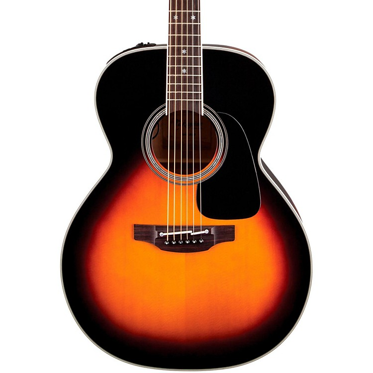 Takamine Pro Series 6 NEX Acoustic-Electric Guitar Sunburst