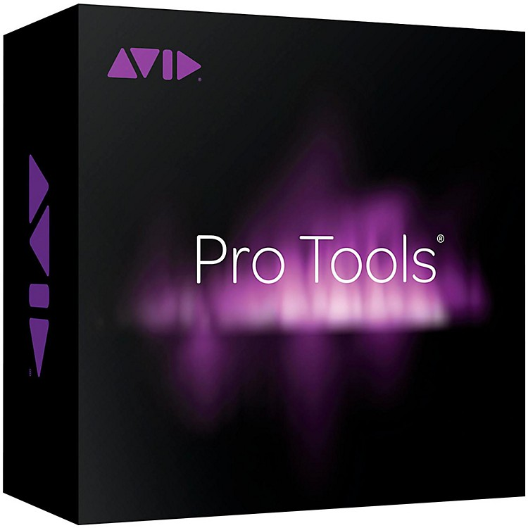 AvidPro Tools 11 DVD Box wIth free upgrade to Pro Tools 12 (Current version only)