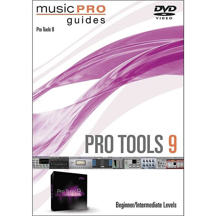 Hal LeonardPro Tools 9 Beginner/Intermediate Music Pro Guide DVD