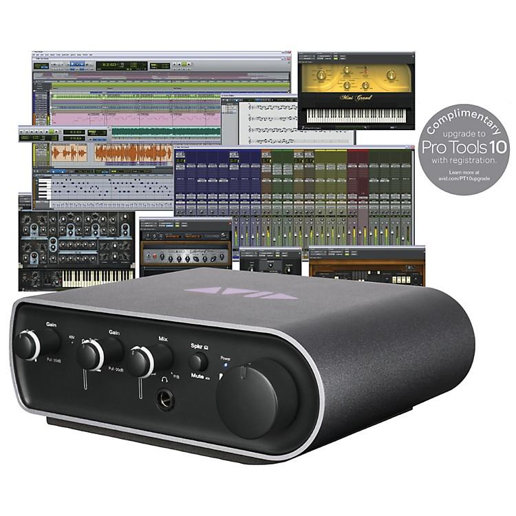 AvidPro Tools 9 + Mbox Mini