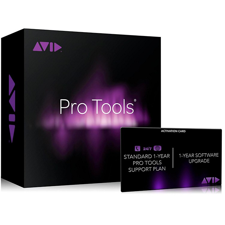 Avid Pro Tools 9 to 12 Upgrade Teacher (Activation Card)