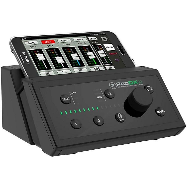 MackieProDX4 4-Channel Wireless Digital Mixer