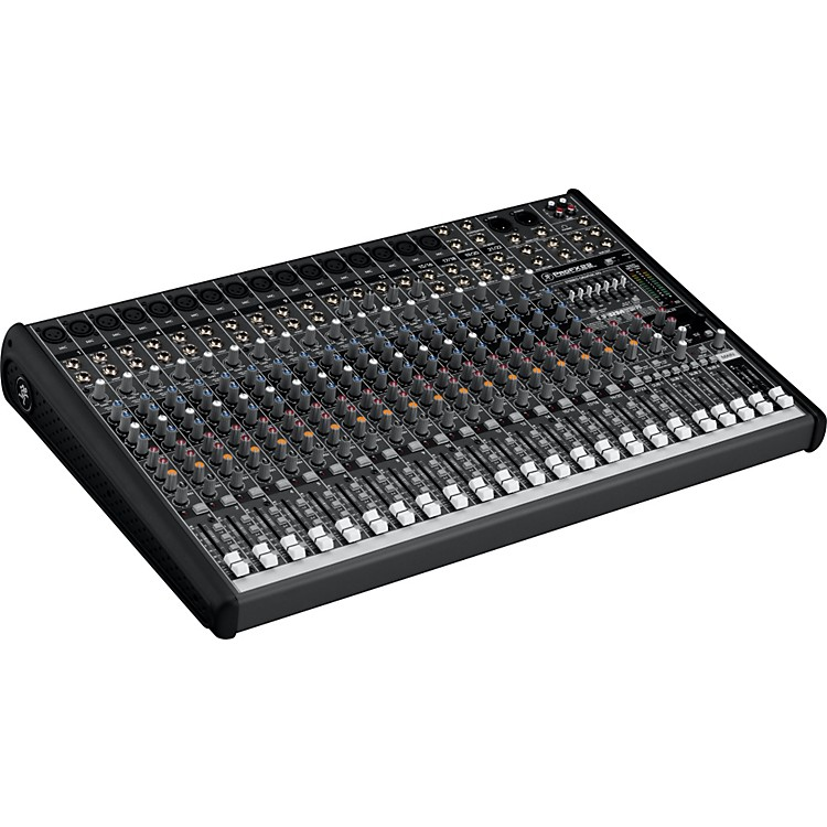 MackieProFX22 -Compact 4-Bus Mixer with USB & Effects
