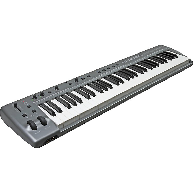M-Audio ProKeys Sono 61 Digital Piano with USB Interface