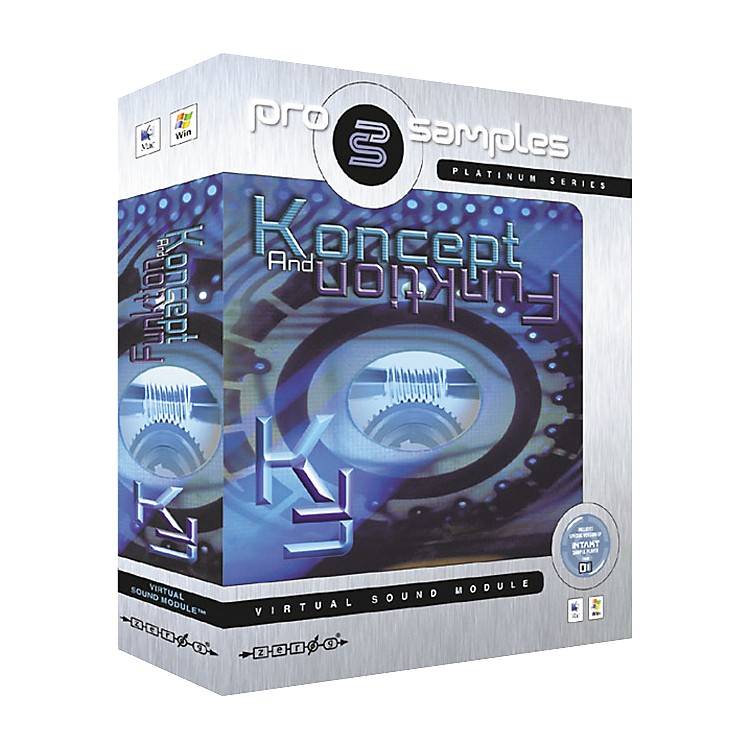 Zero G ProSamples Platinum Koncept and Funktion