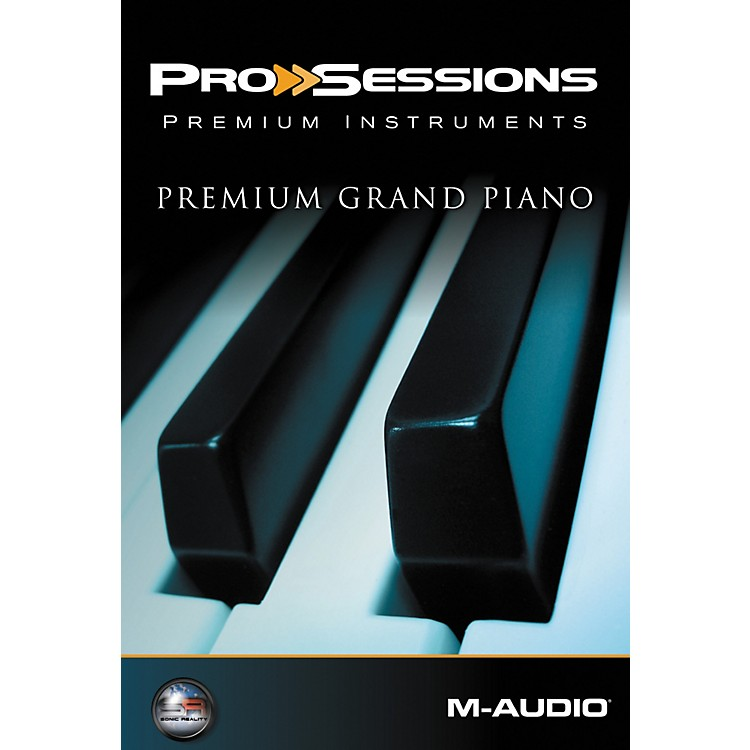M-Audio ProSessions Premium Grand Piano